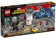 Mô hình Lego Super Heroes – Siêu anh hùng tại sân bay 76051 (807 mảnh ghép)