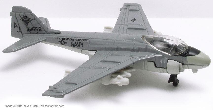 Mô hình máy bay chiến đấu A-6E Intruder Maisto 15061