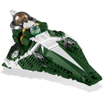 Mô hình Máy bay chiến đấu của Jedi Saesee Tiin Lego Star Wars 9498
