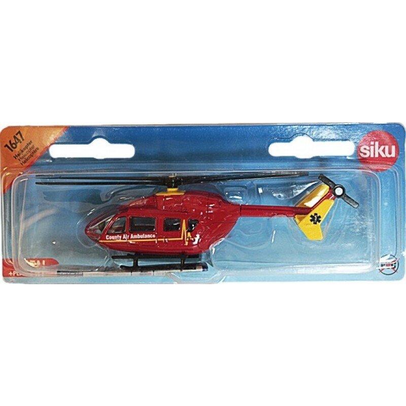 Mô hình máy bay trực thăng taxi Siku 1647
