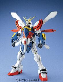 Mô hình MG GF13-017NJ II God Gundam Bandai