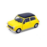 Mô hình Mini Cooper Police 1300