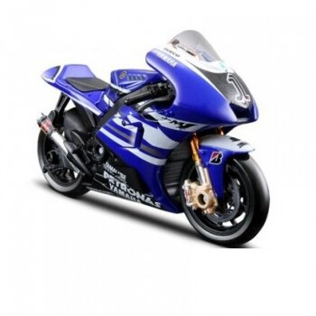 Mô hình MotoGP số 1 đội Fiat Yamaha 2011 Maisto 31580 tỉ lệ 1:18