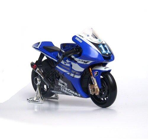 Mô hình MotoGP số 11 đội Fiat Yamaha 2011 Maisto 34580 tỉ lệ 1:18