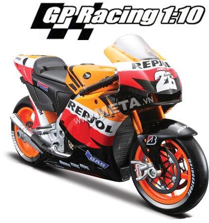 Mô hình MotoGP số 26 đội Maisto Repsol Honda 2010 31184