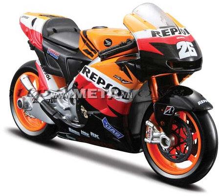 Mô hình MotoGP số 4 đội Repsol Honda 2010 Maisto 31575