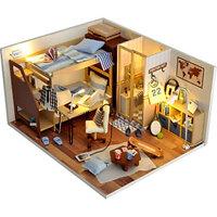 Mô Hình Nhà Tí Hon Gỗ DIY Căn Phòng Bé Trai TW33