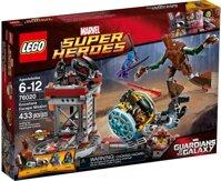 Mô hình Nhiệm vụ trốn thoát Lego 76020