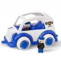 Mô hình ô tô cảnh sát Viking Toys Jumpo Police Car 1267