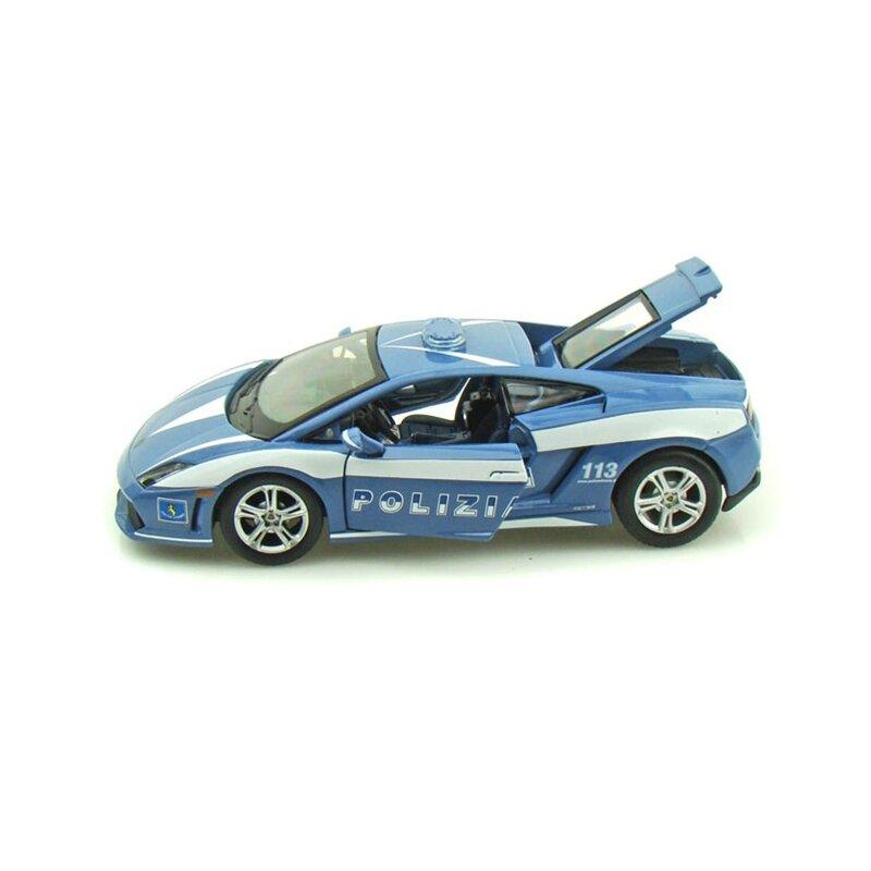 Mô hình ô tô Lamborghini Gallardo LP560 Polizia Maisto 31299 tỉ lệ 1:24