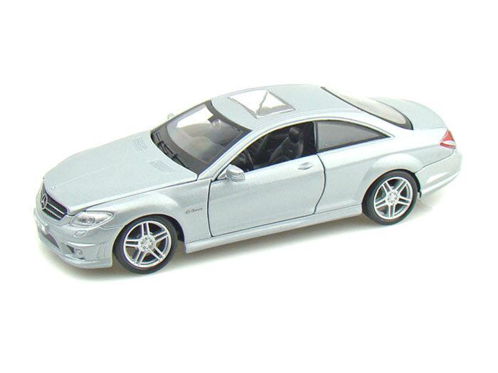 Mô hình ô tô Maisto Mercedes-Benz CL63 AMG 31297 tỉ lệ 1:24