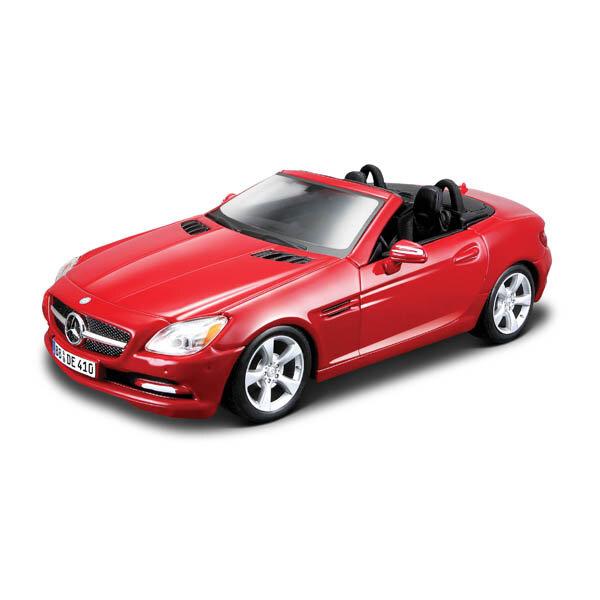Mô hình ô tô Mercedes Benz SLK Maisto 31206 tỉ lệ 1:24