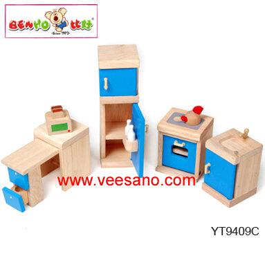 Mô hình phòng bếp Benho YT9409C