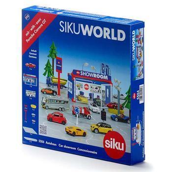 Mô hình phòng trưng bày xe Siku 5504