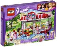 Mô hình Quán cà phê công viên thành phố Lego Friends 3061