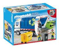 Mô hình Recycling Truck Playmobil 4129