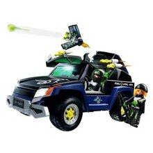 Mô hình Robo Gangster SUV Playmobil PL4878