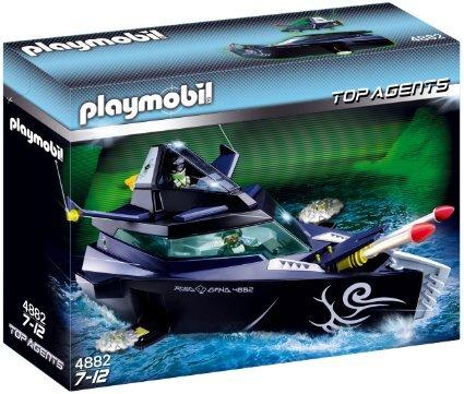 Mô hình Robot Gangster Battle Yatch Playmobil 4882