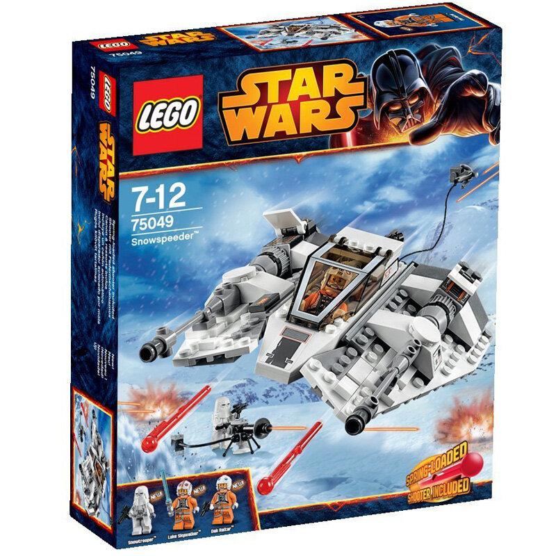 Mô hình Tàu trượt tuyết Lego Star Wars 75049