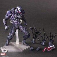 Mô hình Venom Play Arts - Mô hình Marvel