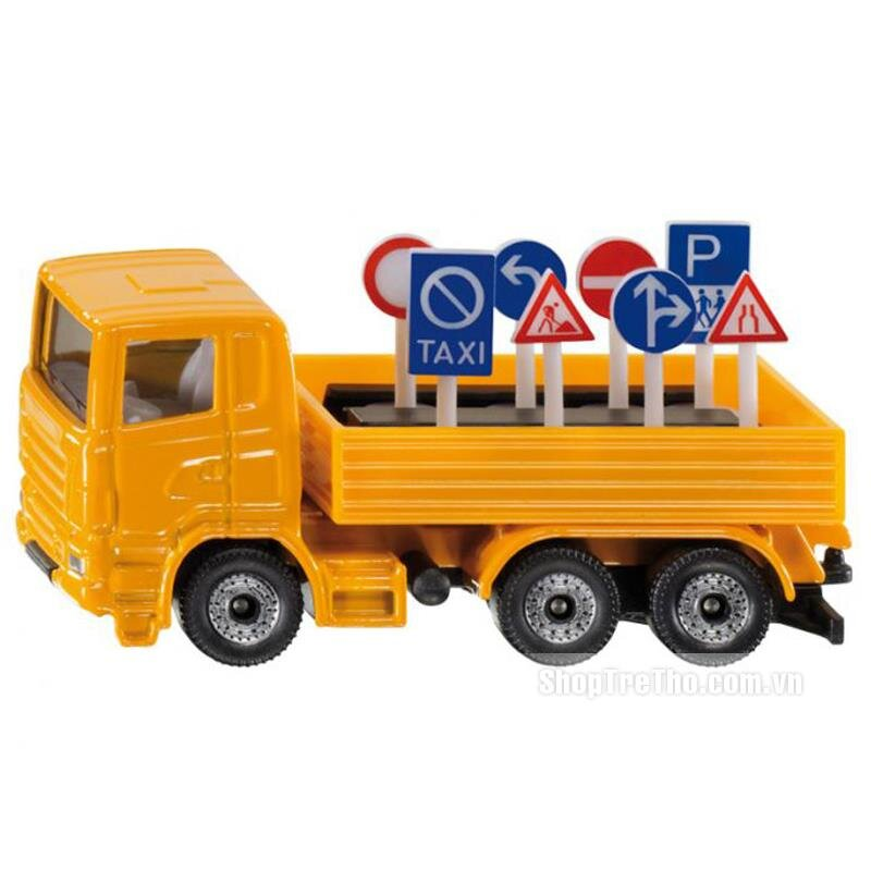 Mô hình xe bảo trì đường Siku 1322