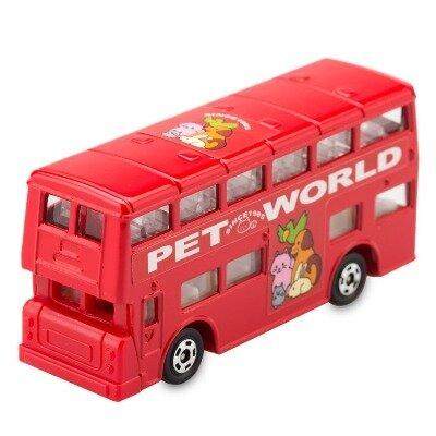 Mô hình Xe buýt London Tomy 95 (Tomica)