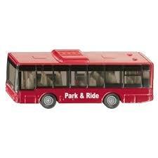 Mô hình xe buýt nội thành Siku 1021