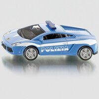 Mô hình xe cảnh sát Ý Lamborghini Gallardo Siku 1405