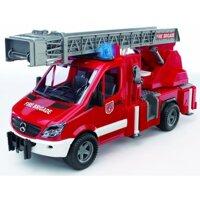 Mô hình xe cứu hỏa có thang Bruder BRU02532