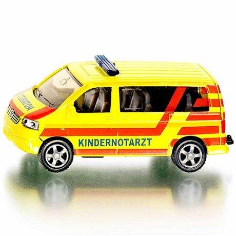 Mô hình xe cứu thương Siku 1462