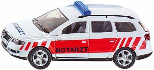 Mô hình xe Emergency Car Siku 1461