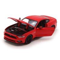 Mô hình xe Ford Mustang GT 2015 tỉ lệ 1/24 Maisto