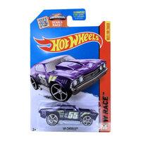 Mô hình xe Hot Wheels '69 Chevelle tỷ lệ 1:64