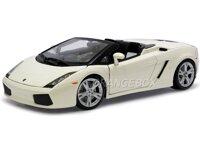 Mô hình xe Lamborghini Gallardo Spyder tỉ lệ 1/18 Maisto 31136
