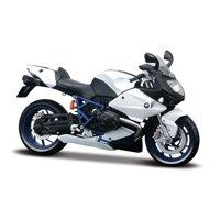 Mô hình xe mô tô Maisto BMW HP2 Sport 31101 tỉ lệ 1:12