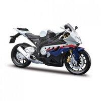 Mô hình xe mô tô Maisto BMW S1000RR 31101 tỉ lệ 1:12