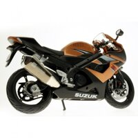 Mô hình xe mô tô Suzuki Maisto GSX-R1000 tỉ lệ 1:12