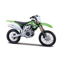 Mô hình xe Moto Kawasaki KX450F tỉ lệ 1/12 Maisto