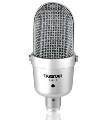Micro thu âm Takstar SM-12