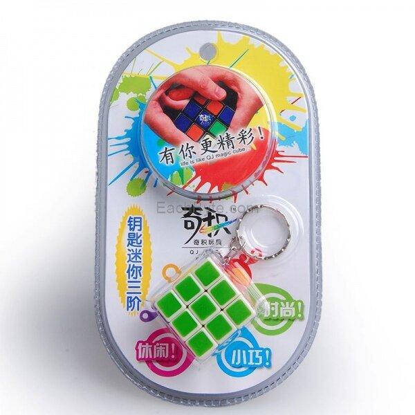 Móc chìa khoá Rubik 3x3