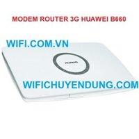 Modem Wifi 3G Huawei B660 7.2 Mbps
