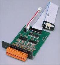 Module điều khiển TOA DQ-C01 cho bộ xử lý âm thanh