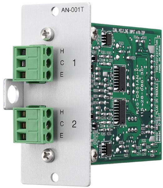 Module ngõ vào âm thanh TOA AN-001T