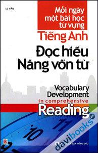 Mỗi ngày một bài học từ vựng Tiếng Anh - Đọc hiểu, nâng vốn từ