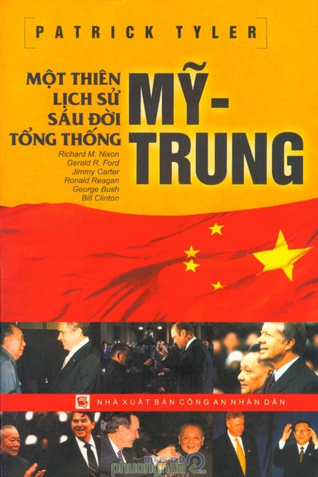 Một Thiên Lịch Sử Sáu Đời Tổng Thống Mỹ – Trung