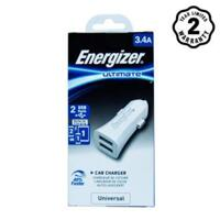 Sạc Energizer UL 3.4A 2 USB DCA2CUWH3