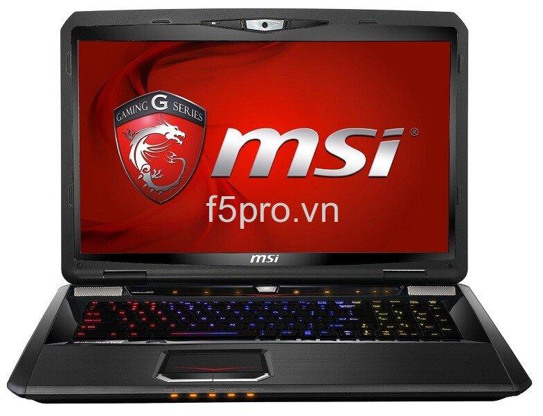 MSI GT70 2PC Dominator (9S7-1763A2-1887) - Intel Core i7 4710MQ 2.5Ghz, 8GB RAM, 1TB HDD, Nividia Geforce GTX870M 3Gb, 15.6 inch
