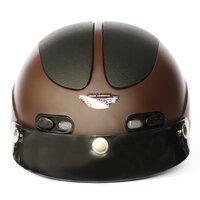 Mũ bảo hiểm có kính GRS102