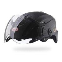 Mũ bảo hiểm nửa đầu có kính Asia MT117K