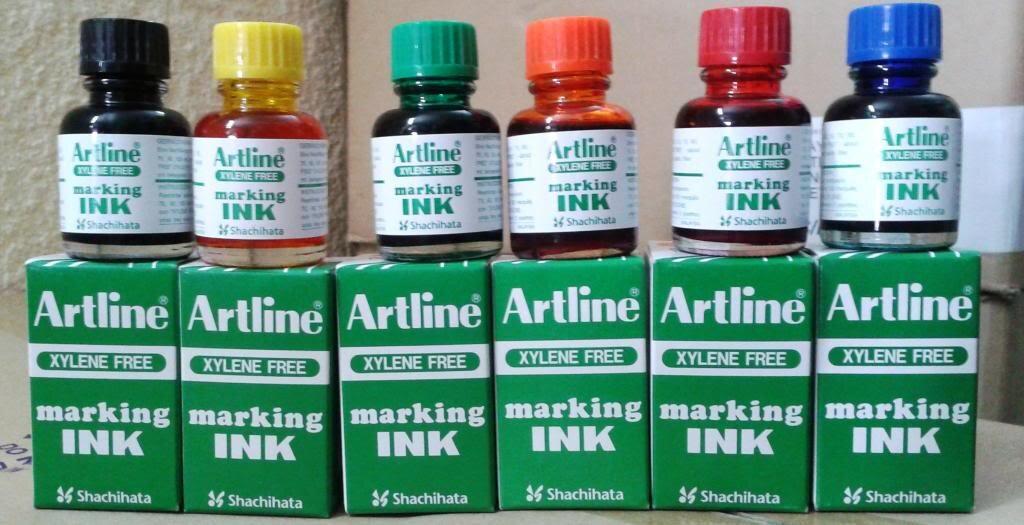 Mực in bao bì Artline ESK 20